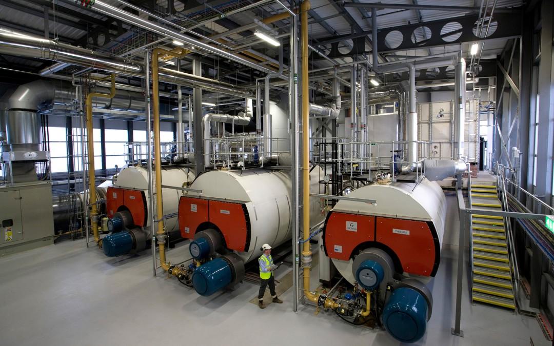 Foresterhill Energy Centre, Aberdeen Royal Infirmary