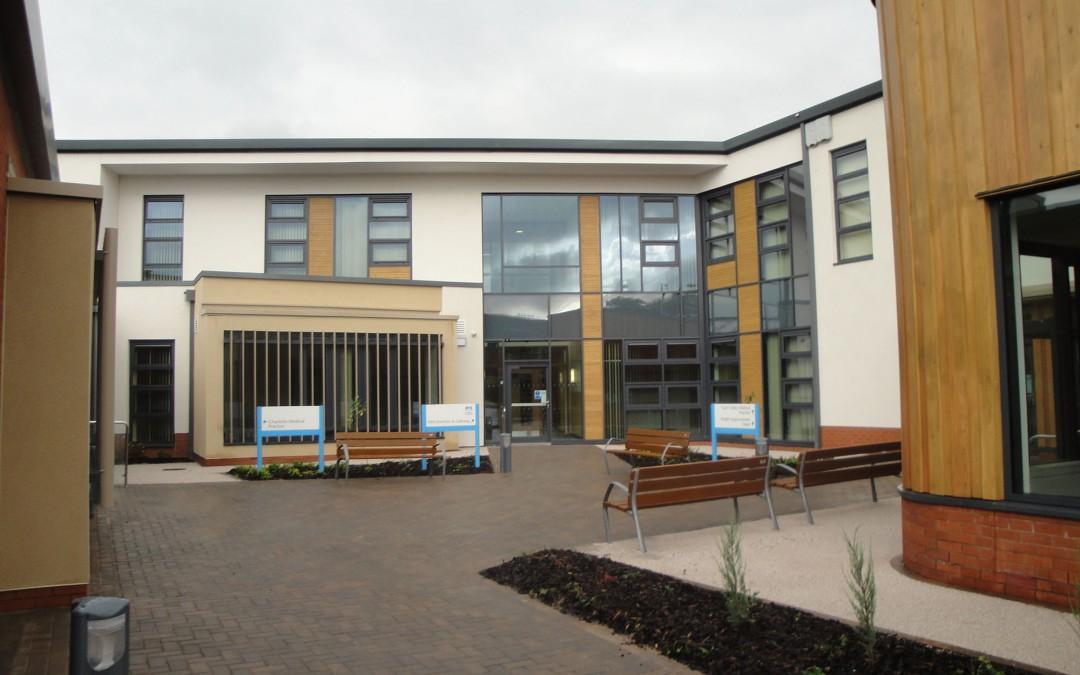 Lochfield Road Primary Care Centre, Dumfries