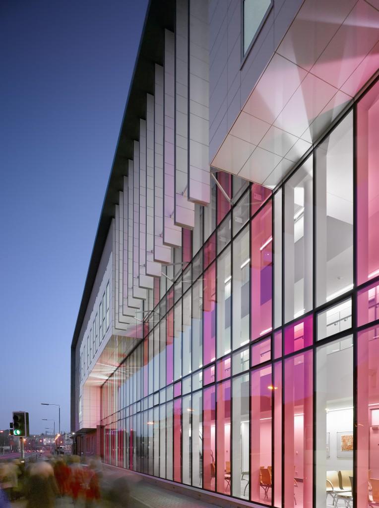 Possilpark Health Amp Care Centre Glasgow Frameworks