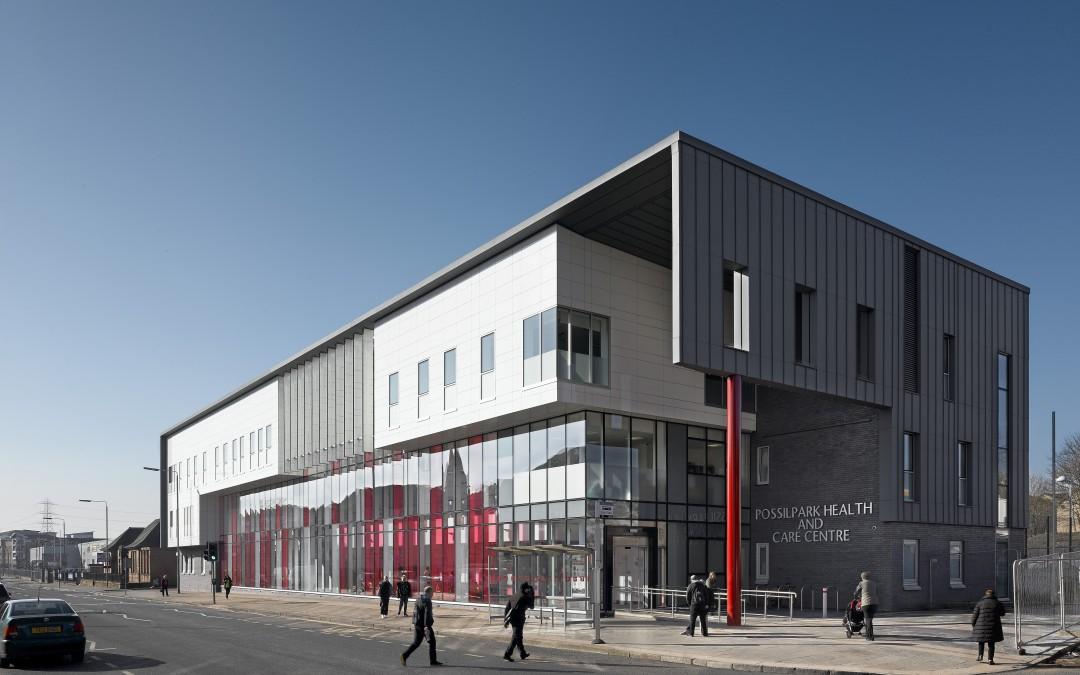 Possilpark Health & Care Centre, Glasgow