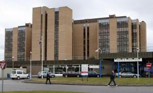 Critical Services Upgrade, Raigmore Hospital, Inverness, NHS Highland