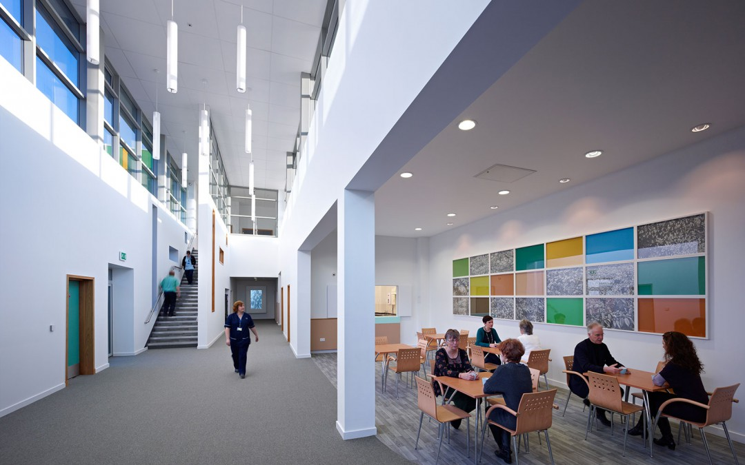Midpark Hospital Named UK's Most Sustainable Healthcare Building – BREEAM