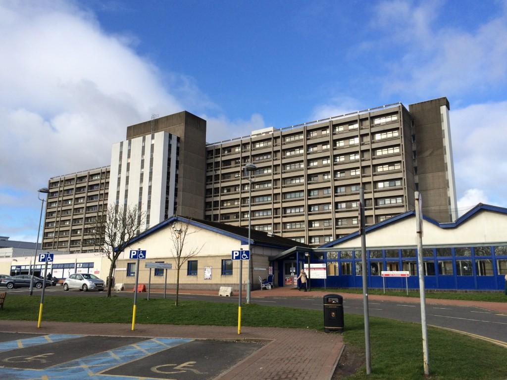 Gartnavel General Hospital, Outpatient Department for NHS Greater Glasgow & Clyde