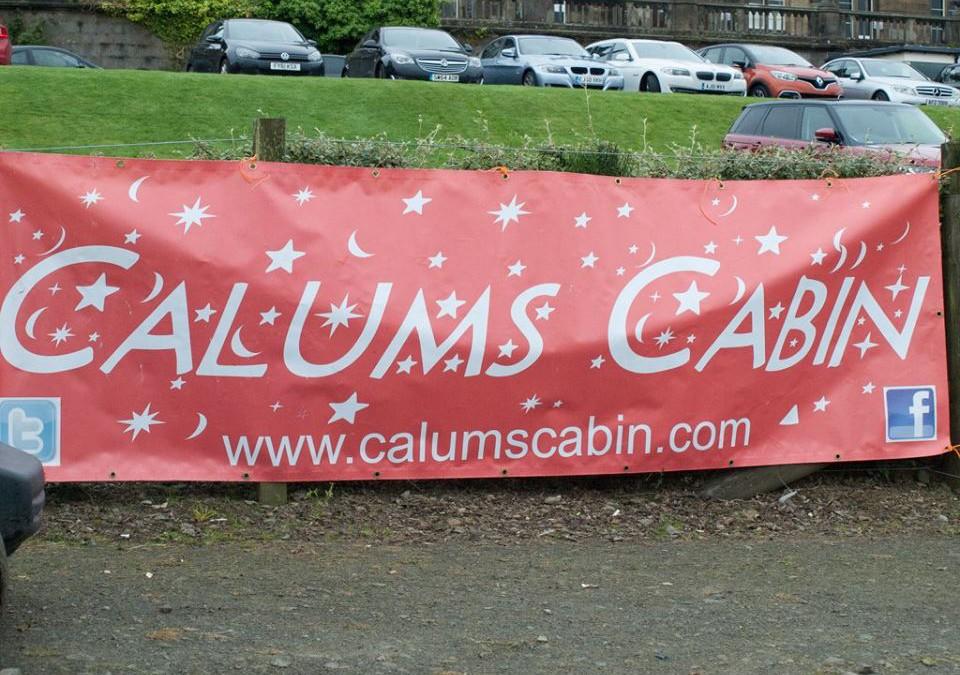 Calum's Cabin Charity Golf Day