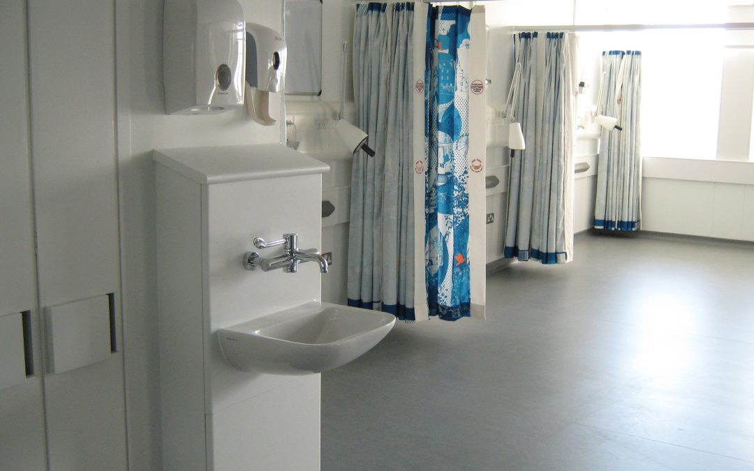 Aberdeen Royal Infirmary reconfiguration