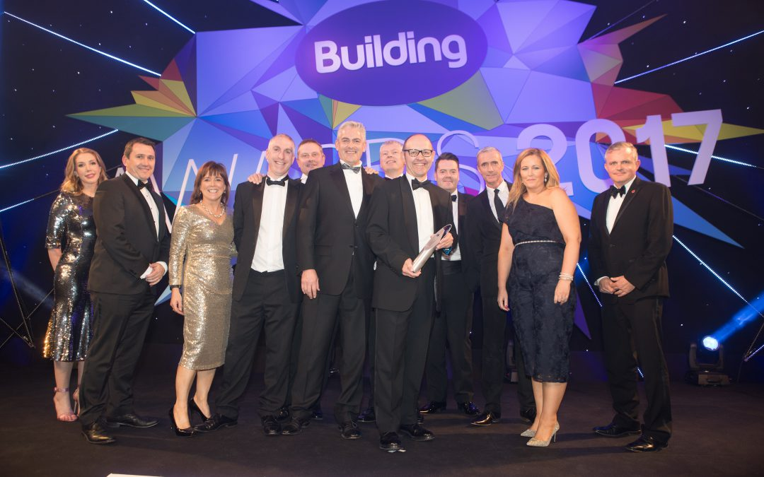 GRAHAM named as building industry's top contractor