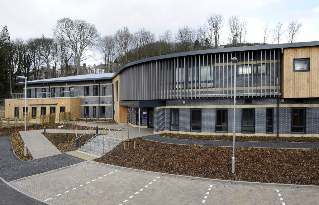 New Mental Health Units, Stobhill Hospital for NHS GG&C