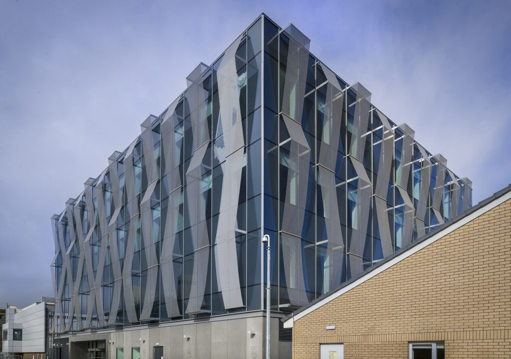 ICE Building, Southern General Hospital for NHS GG&C