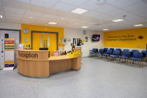 Eye Outpatients Department, Aberdeen Royal Infirmary