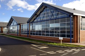 Musgrave Park Hospital Mitre Trust Building, Belfast