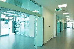 Royal Victoria Hospital Critical Care Unit, Belfast